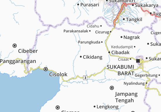 Mapas-Planos Cikidang