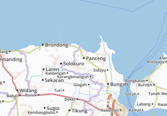 Panceng Map