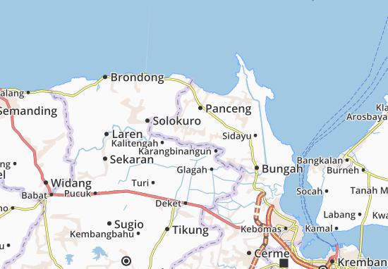 Dukun Map