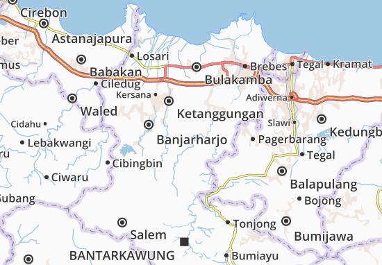 Larangan Map