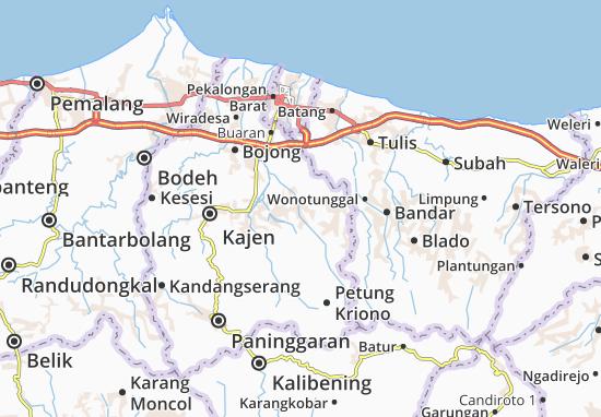 Doro Map