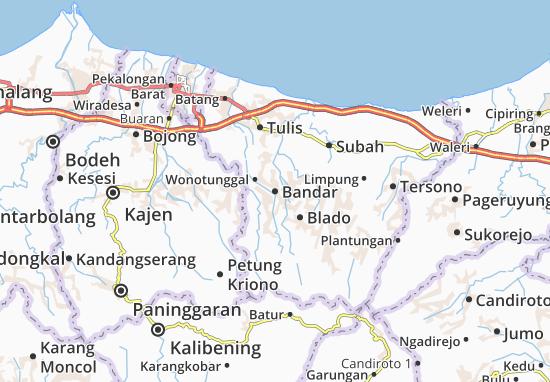 Bandar Map