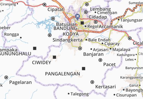 Jatisari Map