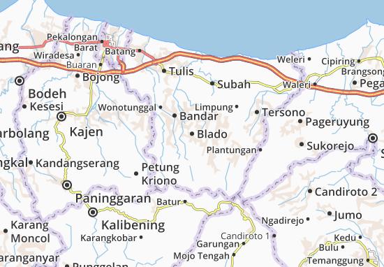 Blado Map