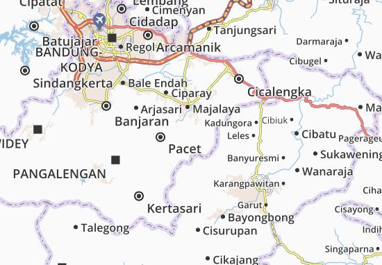 Ibun Map