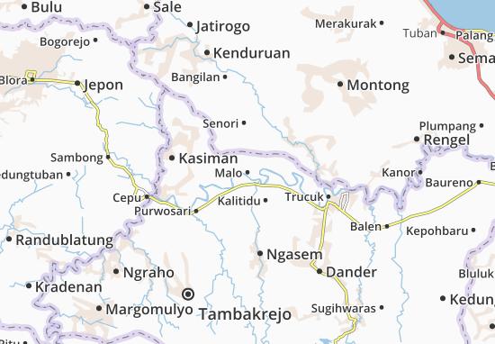 Malo Map