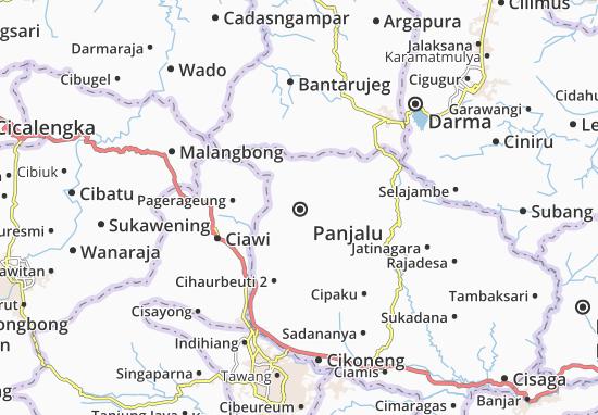 Mappe-Piantine Panjalu