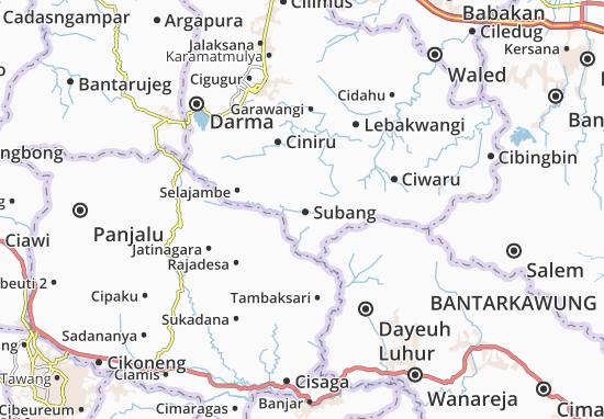 Subang Map