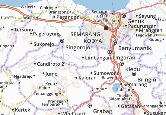 Mapas-Planos Limbangan
