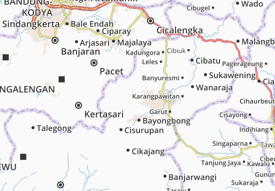 Carte-Plan Samarang