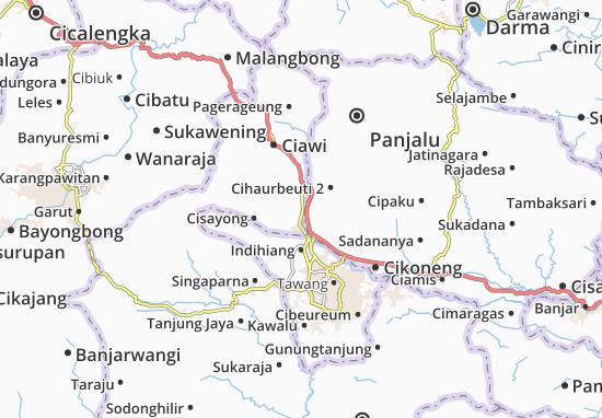 Rajapolah Map