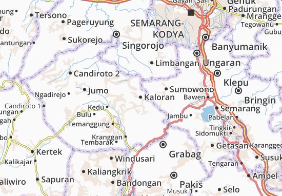 Mapas-Planos Kaloran