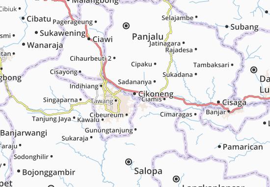Mappe-Piantine Cikoneng