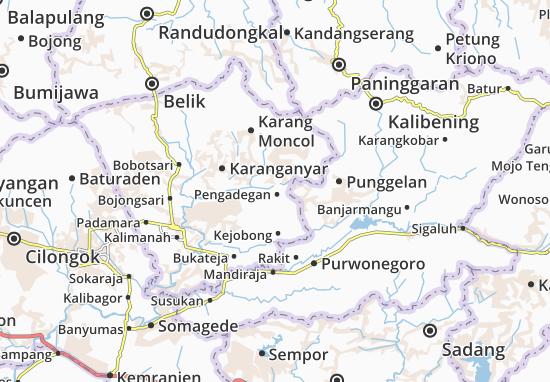 Pengadegan Map