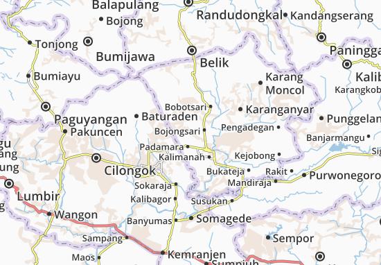 Mappe-Piantine Kutasari