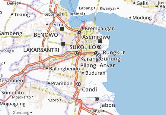 Waru Map