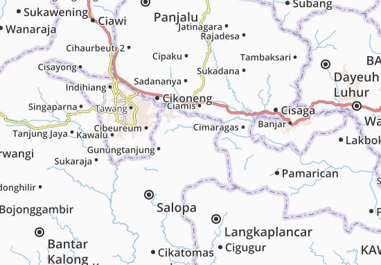 Cineam Map