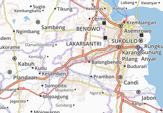 Wringin Anom Map