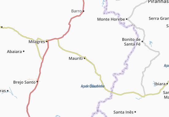 Mappe-Piantine Mauriti