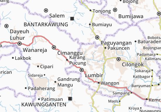 Mappe-Piantine Gumelar
