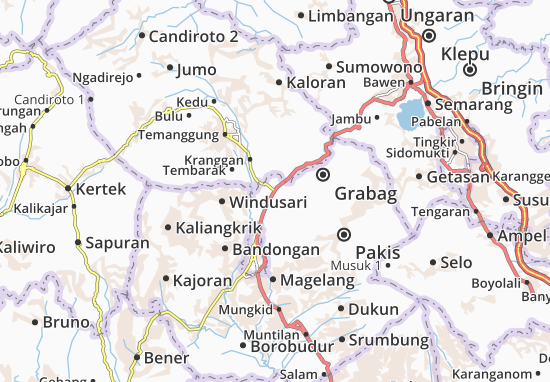 Mappe-Piantine Secang