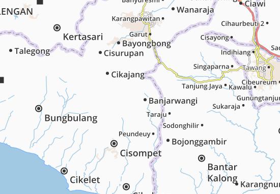 Banjarwangi Map