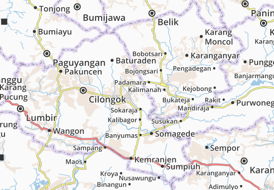 Kembaran Map