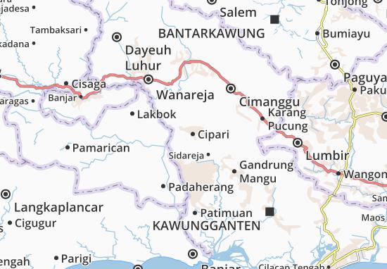 Cipari Map