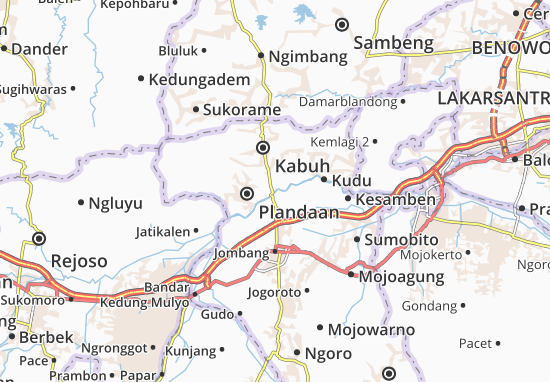 Ploso Map