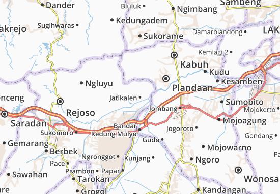 Jatikalen Map