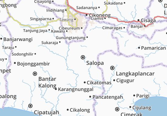 Salopa Map