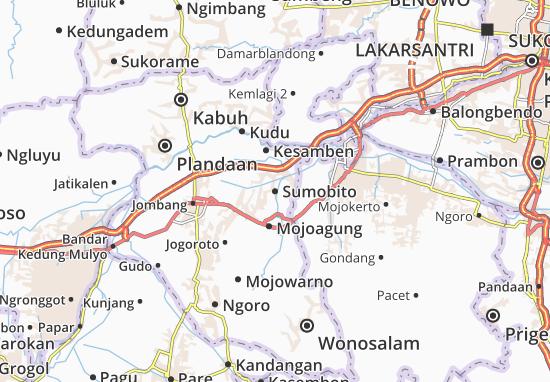 Mappe-Piantine Sumobito