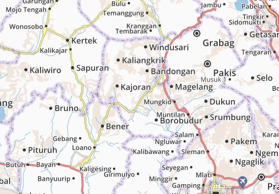 Tempuran Map