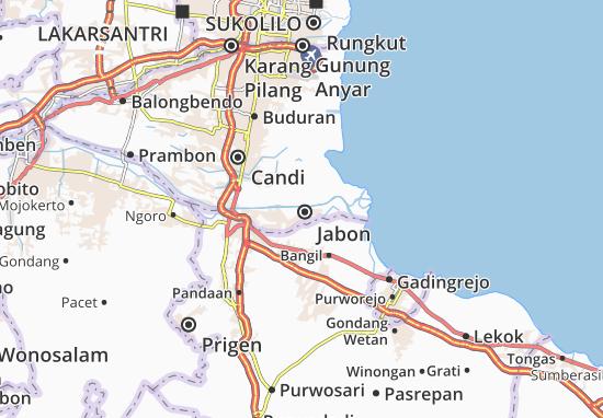 Jabon Map