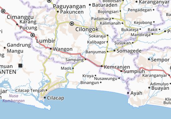 Sampang Map