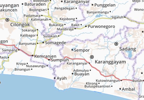 Sempor Map