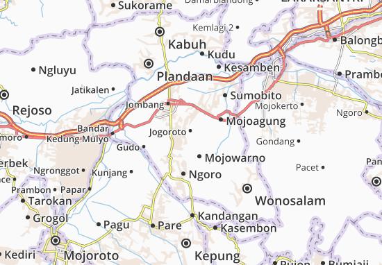 Jogoroto Map