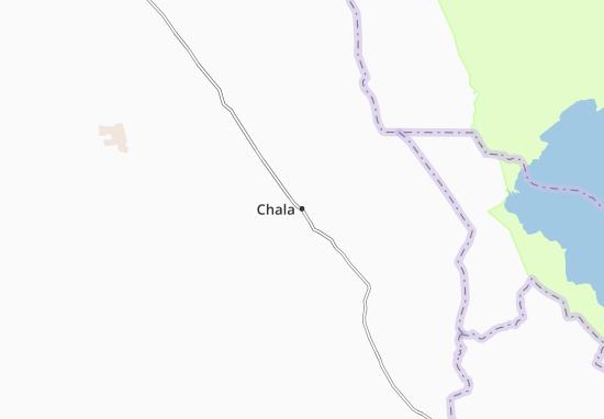 Mappe-Piantine Chala