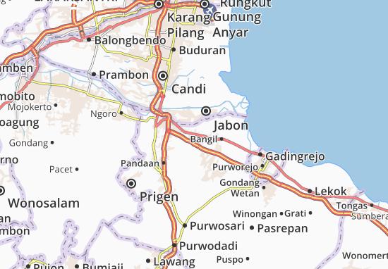 Beji Map
