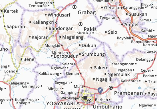 Mappe-Piantine Srumbung