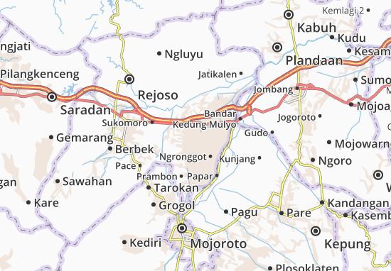 Tanjunganom Map