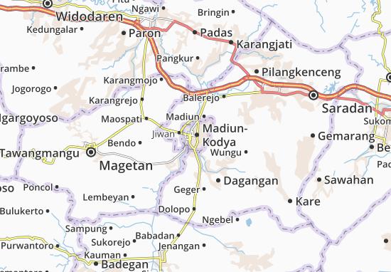 Taman Map