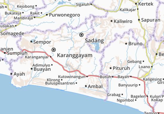 Alian Map