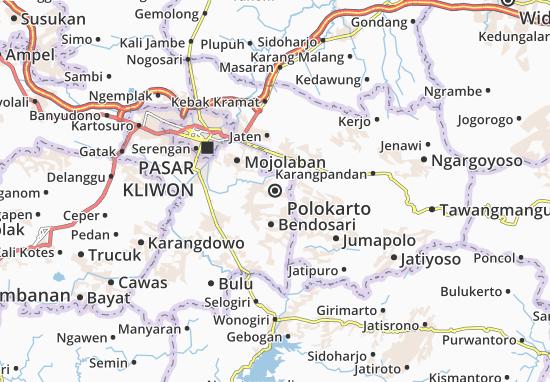 Polokarto Map