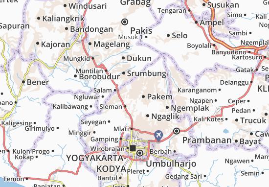 Mapas-Planos Turi