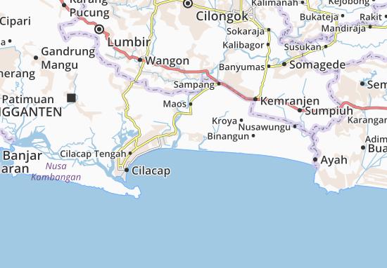 Adipala Map
