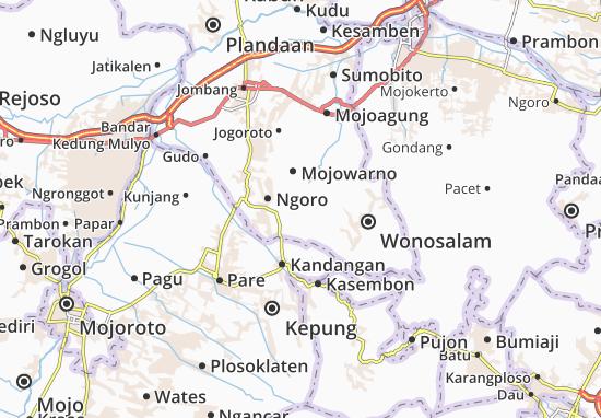 Bareng Map