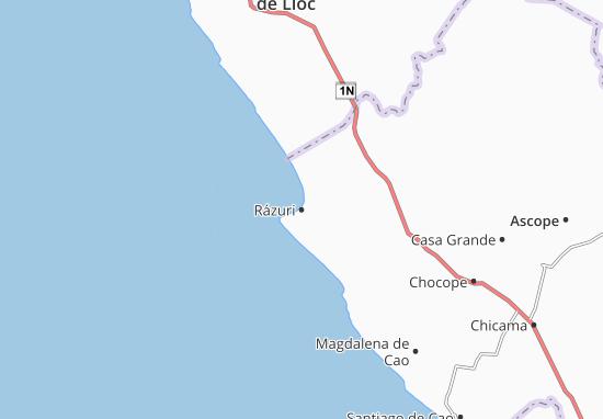 Rázuri Map