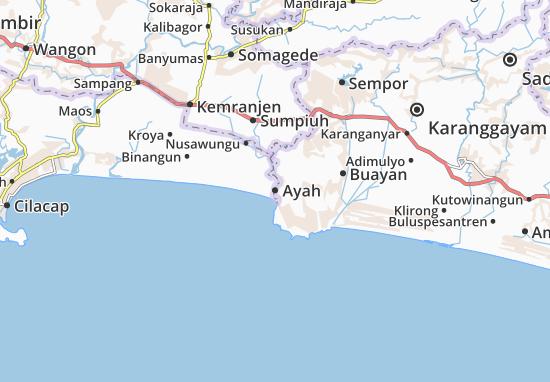 Ayah Map