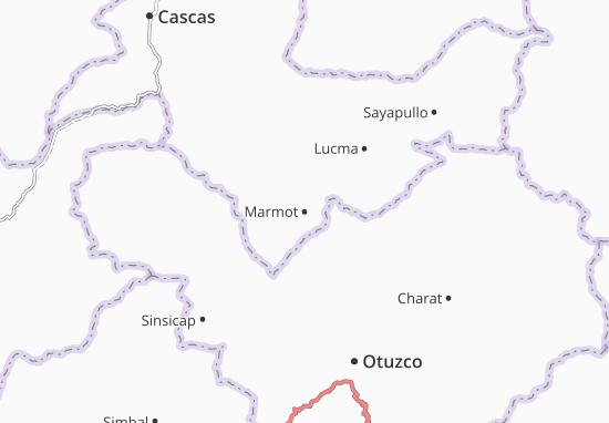 Marmot Map